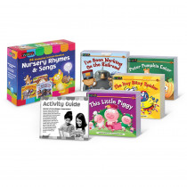 NL-4663 - Nursery Rhymes And Songs Early Readers Boxed St in Learn To Read Readers