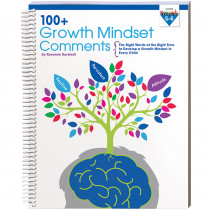 NL-4689 - 100 Growth Mindst Comments Gr 5/6 in Motivational