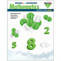 NL-5415 - Mini Lessons & Practice Math Gr 1 Meaningful in Activity Books