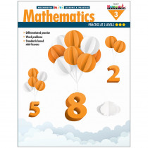 NL-5417 - Mini Lessons & Practice Math Gr 3 Meaningful in Activity Books