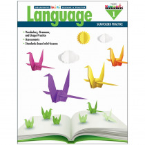 NL-5426 - Mini Lessons & Practice Lang Gr 1 Meaningful in Language Skills