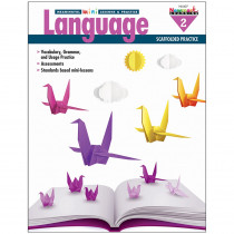 NL-5427 - Mini Lessons & Practice Lang Gr 2 Meaningful in Language Skills