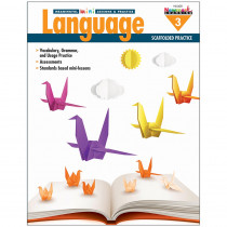 NL-5428 - Mini Lessons & Practice Lang Gr 3 Meaningful in Language Skills