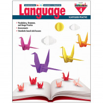NL-5429 - Mini Lessons & Practice Lang Gr 4 Meaningful in Language Skills