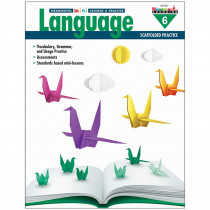 NL-5431 - Mini Lessons & Practice Lang Gr 6 Meaningful in Language Skills