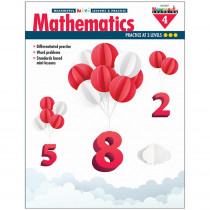 NL-5432 - Mini Lessons & Practice Math Gr 4 Meaningful in Activity Books