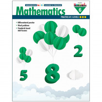 NL-5434 - Mini Lessons & Practice Math Gr 6 Meaningful in Activity Books