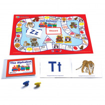 NP-220021 - Language Readiness Games Alphabet Learning Center in Language Arts
