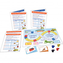 NP-221918 - Periods & Question Marks Gr 1-2 Learning Center in Learning Centers