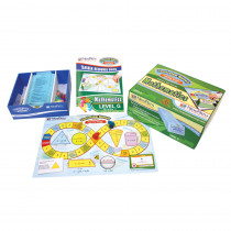 NP-237001 - Mastering Math Skills Games Class Pack Gr 7 in Math