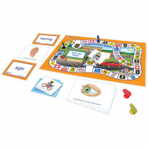 NP-240027 - Learning Center Game All About Me Science Readiness in Science