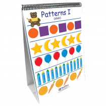 NP-330027 - Patterns And Sorting 10 Double Sided Curriculum Mastery Flip Cht in Math