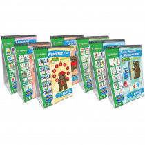 NP-330035 - Math Readiness 7 Curriculum Mastery Flip Chart Set in Math