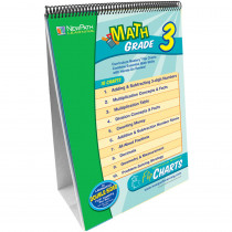 NP-333001 - Math Flip Chart Set Gr 3 in Math
