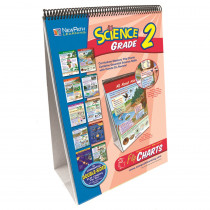 NP-342001 - Science Flip Chart Set Gr 2 in Science