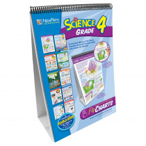NP-344001 - Science Flip Chart Set Gr 4 in Science