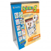 NP-345001 - Science Flip Chart Set Gr 5 in Science