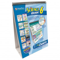 NP-346001 - Science Flip Chart Set Gr 6 in Science
