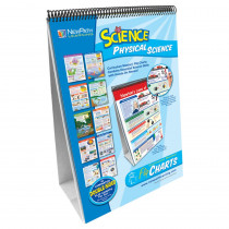 NP-346009 - Middle School Physical Science Flip Chart Set in Science