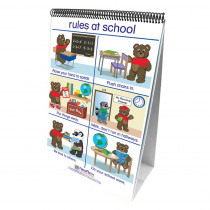 NP-350025 - Being A Good Citizen Ec Social Studies Readiness Flip Chart in Character Education