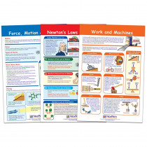 NP-943504 - Force & Motion Set Of 3 in Science