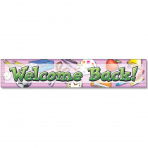 NST1202 - Welcome Back Banner in Banners