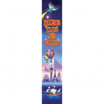 NST1211 - Reading Takes You Places Banner in Banners