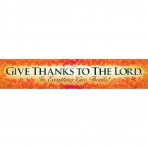 NST1254 - Thanksgiving Banner in Banners