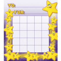 NST2207 - Smiley Stars Motivational Charts in Motivational