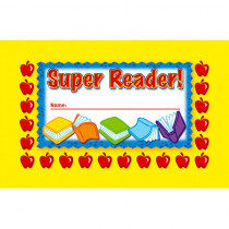 NST2403 - Incentive Punch Cards Super Reader 36/Pk in Tickets