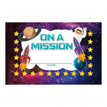 NST2420 - Launch Into Learn Incentive Cards in Motivational