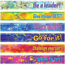 NST2501 - Arm Charms Positive Messages in Motivational