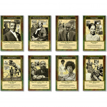 NST3056 - Leaders And Achievers Bulletin Board Set 8 Pcs 11 X 17 in Motivational