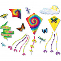NST3087 - Soar To Your Potential Bulletin Board Set in Motivational