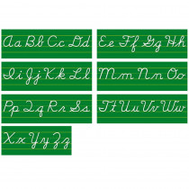 NST9012 - Alphabet Lines Contemporary Cursive in Alphabet Lines