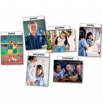 NST9019 - Emotions Language Cards in Self Awareness