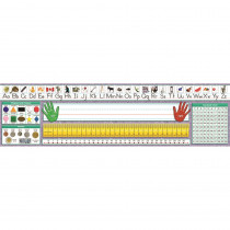 NST9020 - Traditional Manuscript Canadian Desk Plates in Name Plates