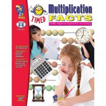 OTM1141 - Timed Multiplication Facts in Multiplication & Division