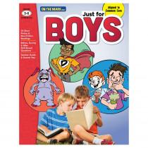 OTM18133 - Just For Boys Gr 3-6 Reading Comprehension in Comprehension