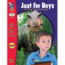 OTM1887 - Just For Boys Reading Comprehension Gr 1-3 in Comprehension