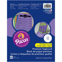 PAC1000021 - Premium Tagboard Violet in Tag Board