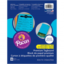 PAC1000027 - Premium Tagboard Cobalt Blue in Tag Board