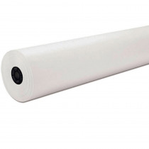 PAC100599 - Decorol Art Roll 36X500 White in Bulletin Board & Kraft Rolls