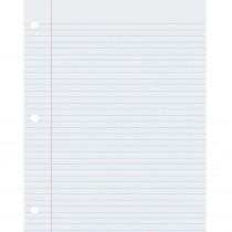 PAC2405 - Composition Paper 8.5X11 Ream College Rule in Handwriting Paper