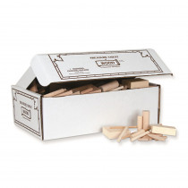 PAC25330 - Treasure Chest Of Wood in Wooden Shapes