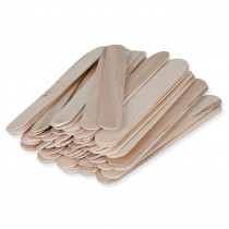 PAC25360 - Wood Craft Sticks 100Ct Natural in Craft Sticks