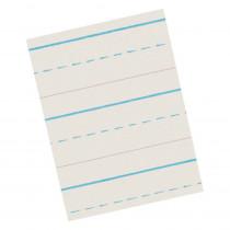PAC2694 - D-Nealian Ruled Pads 1St Gr 500 Sht Ream in Handwriting Paper