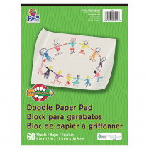 PAC3421 - Little Fingers Doodle Pad in Sketch Pads