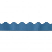 PAC37186 - Bordette 2 1/4 X 50Ft Rich Blue in Bordette