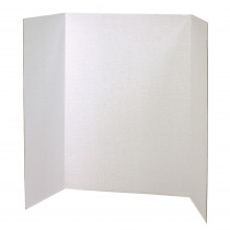 PAC3763 - White Presentation Board 48X36 in Presentation Boards